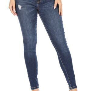 Kendall and Kylie High Rise Skinny Jeans