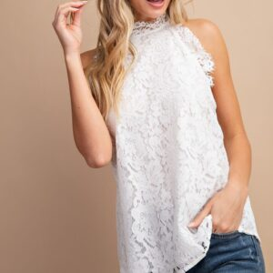 Mariah Lace Top